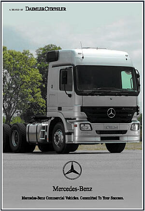 Fleetwatch truckwatch mercedes index for Maritime motors used cars