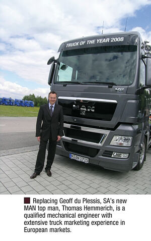 For Truckers In South Africa The Very Latest European Trucking Technology May Seem A Long Way Off Perhaps Even Somewhat Irrelevant But Fact Of